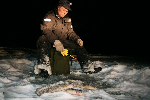 Lake Lappajärvi is one of Finland's countless burbot fishing sites.